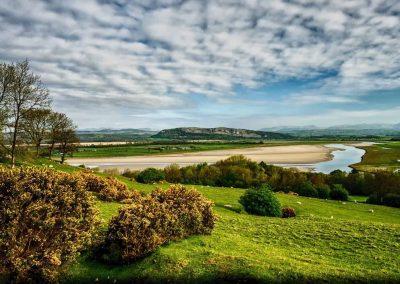 Milnthorpe in Cumbria